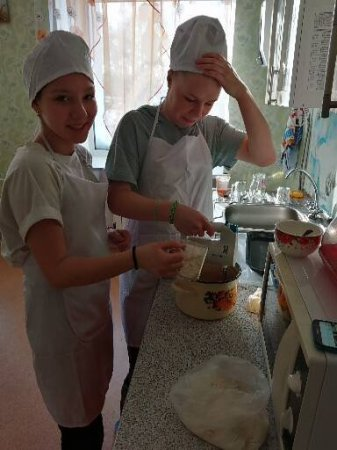 «Испекли мы пирожок…»